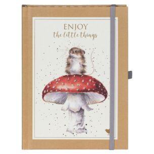 'Fun-Gi' Mouse Bullet Journal