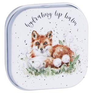'The Dandy Fox' Fox Vanilla And Honey Lip Balm