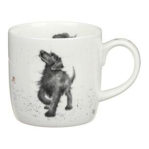 'Walkies' Labrador Mug from Royal Worcester