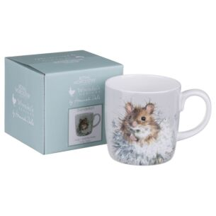 Wrendale 'Dandelion' Large Mouse Mug From Royal Worcester