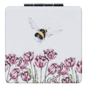 'Flight Of The Bumblebee' Bee Compact Mirror