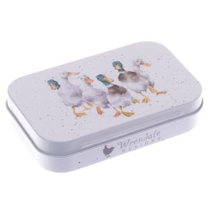 'Quackers' Ducks Keepsake Tin