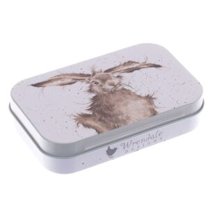 'Hare-Brained' Keepsake Tin