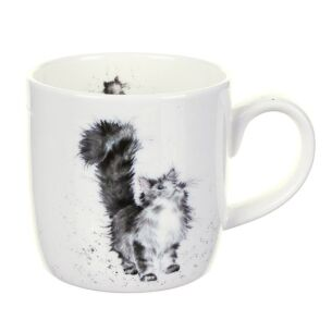 Wrendale Cat Mug 'Lady Of The House'