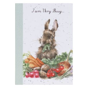 'Grow Your Own' Rabbit A6 Notebook