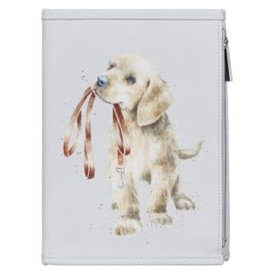 'A Dog's Life' Notebook Wallet