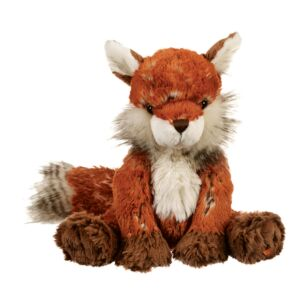 Plush Autumn Fox Junior