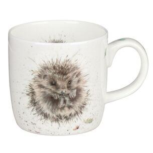 Awakening Hedgehog Mug from Royal Worcester