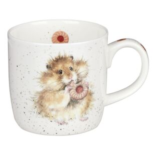 Diet Starts Tomorrow Mug from Royal Worcester