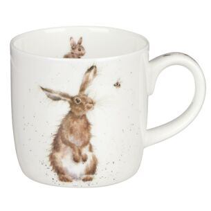 The Hare & Bee Mug From Royal Worcester