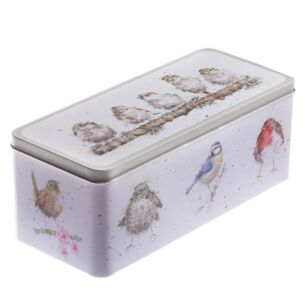 Bird Cracker Tin