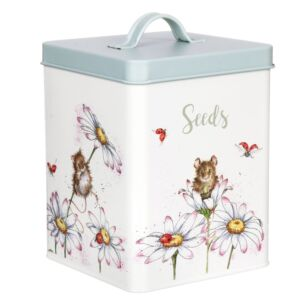 Wrendale Seeds Tin