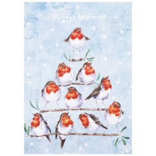 'Rockin' Robin' Advent Calendar