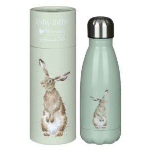 'Hare and the Bee' Hare 260ml Water Bottle