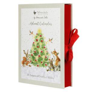 Fragranced Advent Calendar Christmas 2020