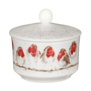 Wonderland Ceramic Trinket Candle