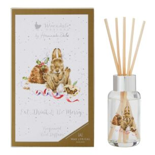 'Eat, Drink & Be Merry' 40ml Reed Diffuser
