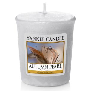Yankee Candle Autumn Pearl Sampler Votive Candle