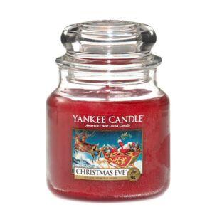 Christmas Eve Medium Jar Candle