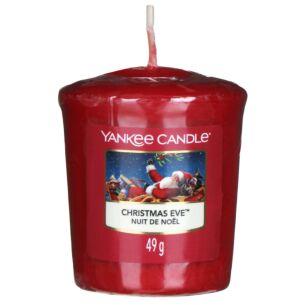 Christmas Eve Sampler Votive Candle