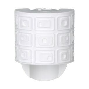 Yankee Candle White Coloured Scent Plug Base