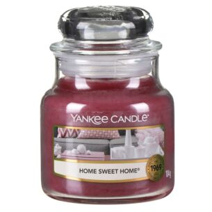 Home Sweet Home Small Jar Candle