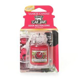 Red Raspberry Ultimate Car Jar