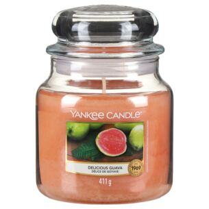 Delicious Guava Medium Jar Candle