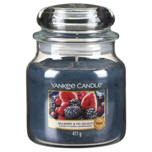 Mulberry & Fig Delight Medium Jar Candle
