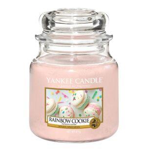 Rainbow Cookie Medium Jar Candle