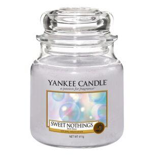 Sweet Nothings Medium Jar Candle