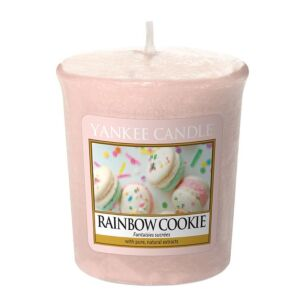 Rainbow Cookie Sampler Votive Candle