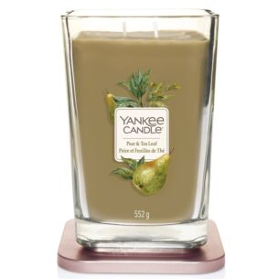 Pear & Tea Leaf Large Elevation Candle
