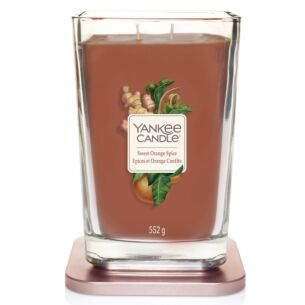Sweet Orange Spice Large Elevation Candle