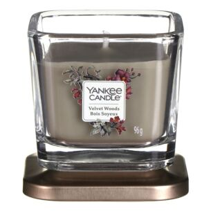 Velvet Woods Small Elevation Candle
