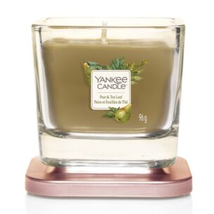 Pear & Tea Leaf Small Elevation Candle