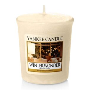 Yankee Candle Winter Wonder Sampler Votive Candle
