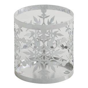 Twinkling Snowflake Frosty Jar Sleeve