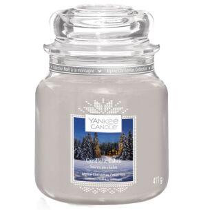 Candlelit Cabin Medium Jar Candle
