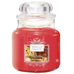 After Sledding Small Jar Candle