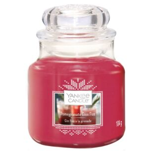 Pomegranate Gin Fizz Small Jar Candle