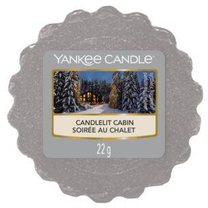 Candlelit Cabin Wax Melt Tart