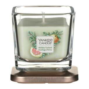 Holiday Garland Small Elevation Candle