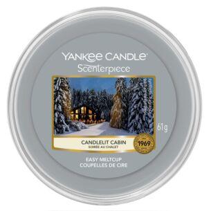 Candlelit Cabin Scenterpiece Melt Cup