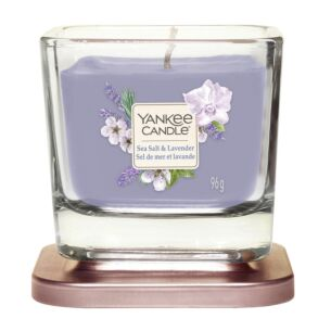 Yankee Candle Sea Salt & Lavender Elevation Small Jar Candle