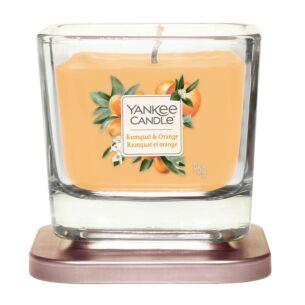 Yankee Candle Kumquat & Orange Elevation Small Jar Candle