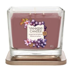 Grapevine & Saffron Medium Elevation Candle