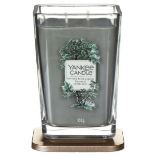 Vetiver & Black Cypress Large Elevation Candle