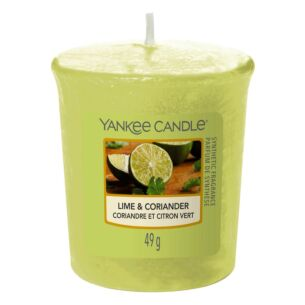 Lime & Coriander Sampler Votive Candle