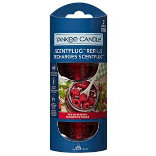 Red Raspberry Scent Plug Refill Twin Pack